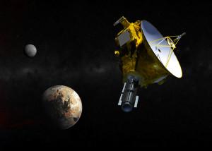 New Horizons approaching Pluto