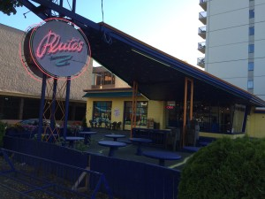 Pluto's Restaurant, Victoria, BC, Canada